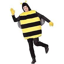 Guirca - Disfraz adulto abejorro, Talla 52-54 (80607.0)