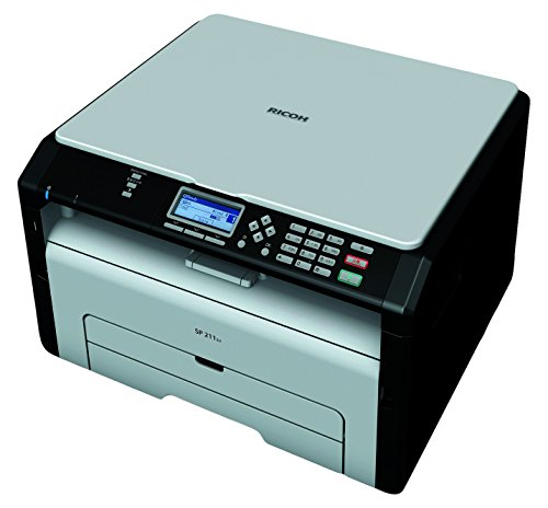 Ricoh SP 211SU Multifunktionsdrucker (Drucker, Scanner, 1200
