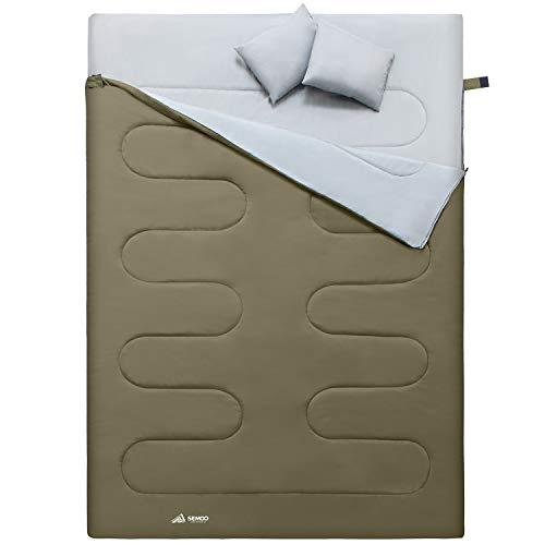Semoo Sacos de Dormir rectangulares