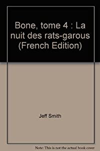 """Afficher """"Bone La nuit des rats-garous"""""""