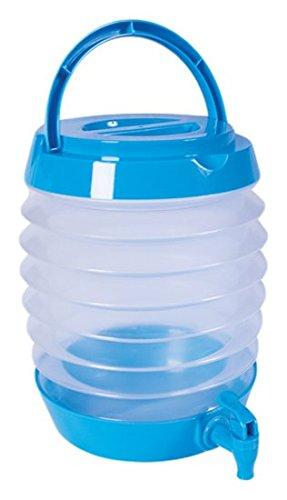 milestone-camping-pliable-distributeur-de-boisson-bleu-55l