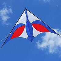 FZSWD Lo llega 2.5 M Power Swan Kite Paraguas Barra de Resina con Herramientas voladoras