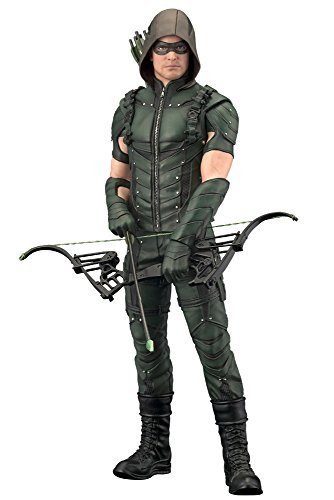 DC Comics SV181 Arrow TV Series Artfx Plus - Statue, Color Green
