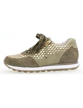 Gabor 86335-34, Sneaker donna Verde verde