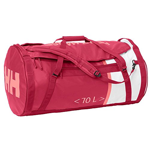 Helly Hansen Hh Duffel Bag 2 Reisetasche, 45 cm, 70 liters, Rot (Persian Red)