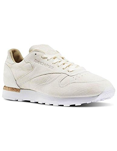 Reebok Classic Leather Lst, urban grey-stone-white Beige