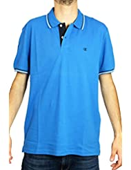 Champion m-polo Cotton, turquesa