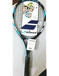 Babolat Eagle Strung Raquetas de Tenis, Hombre, Negro / Azul / Gris, 2