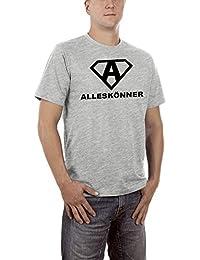 Touchlines Unisex/Herren T-Shirt Alleskönner B1653