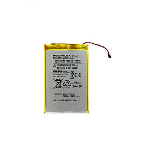 Original Motorola incasso saldamente Li-ai polimeri di litio batteria agli ioni di litio FC40 con 2470 mAh per Motorola Moto G3 XT1548, bulk