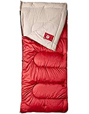 Coleman Palmetto, Cool Weather Sleeping Bag, Temp (-1.1 °C to 10 °C), 3.5 Kg