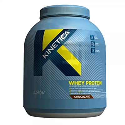 Kinetica Whey Protein 2.27kg by Kinetica