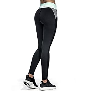 CtopoGo Damen Sport Leggings Sporthose Laufhose Running Hosen Training Yoga Jogginghose Fitness Gymnastik Outdoor Lange Hose Tights