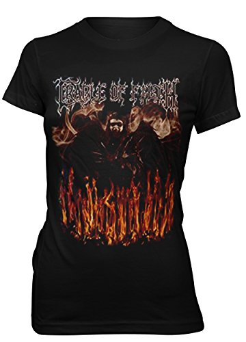 CID - CRADLE OF FILTH - Devils Concubine Damenshirt Logo T-Shirt