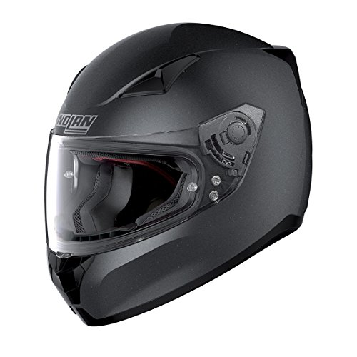 NOLAN N60-5 SPECIAL BLACK GRAPHITE L