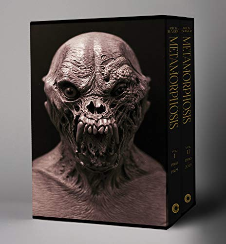 Rick Baker: Metamorphosis: Vol 1: 1950-1989, Vol 2: 1990-2019