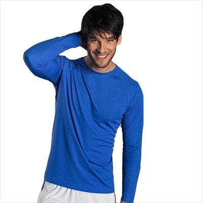 Hanes - Langarm Funktions-T-Shirt mit CoolDri Technologie - Auslaufmodell!!