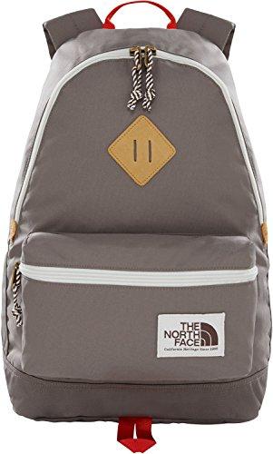 The North Face Rucksack BERKELEY, Unisex Erwachsene Einheitsgröße Braun (falcon brown / tibetan orange)