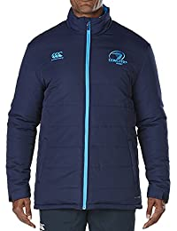 Canterbury Leinster 2017/18 Thermoreg Padded Rugby Jacket - Peacoat
