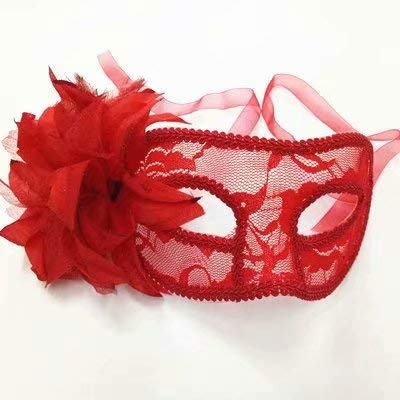 imnisvolle venezianische Augen-Maske Lolita Club für Halloween Party Fasching ()