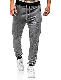 BOLF – Pantalons de sport – Training – Sport – Jogging – Fitness – Motif – Homme [6F6]