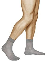 3 Paar Herren Socken aus LEINEN, Atmungsaktive Klimazone, Vitsocks Casual