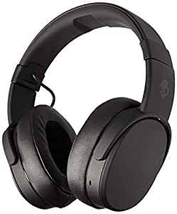 Skullcandy Crusher Bluetooth Wireless Over-Ear Headphone with Mic - Black