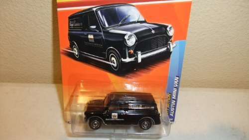 matchbox-2011-release-city-action-72-of-100-black-express-royal-couriers-ltd-austin-mini-van-by-matc