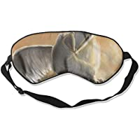 Eye Mask Eyeshade Seagull Pattern Sleeping Mask Blindfold Eyepatch Adjustable Head Strap preisvergleich bei billige-tabletten.eu