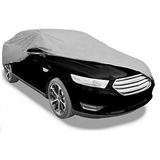 PKW Vollgarage Innengarage für Innenraum, überwintern von Fahrzeug im Carport oder Garage, aus PEVA Abdeckplane