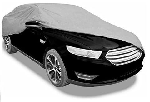 PKW Vollgarage Auto Abdeckung passend für VW Scirocco III Typ 13 Baujahr seit 2008