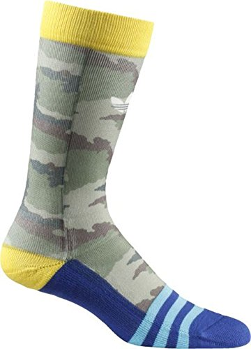Preisvergleich Produktbild adidas - Superstar Camouflage Socken,  1 Paar - Yellow - 39-42