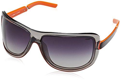 Sting ss6321_9506a7_w, occhiali da sole unisex adulto, grigio, 95