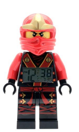 LEGO NINJAGO 9001161 - Minifigura Kai reloj despertador