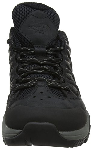 The North Face Hedgehog Hike II Gore-Tex, Chaussures de Randonnée Basses Femme Noir (Tnf Black/tnf Black)