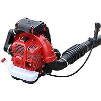 Backpack Leaf Blower, soplador de hojas a gasolina, Engine Backpack Sprayer/Duster, usado para limpiar nieve, extinguir fuego, polvo, etc.