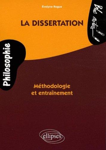 La dissertation de textes de philosophie