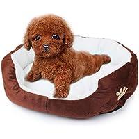Aikesi Cama para Mascotas Caliente Suave Casa para Mascotas Cama para Perro Cama para Gato Mascotas