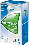 NICORETTE Kaugummi 2 mg whitemint 105 St Kaugummi