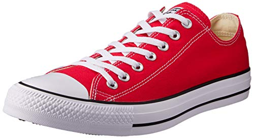 Converse Canvas Ox Red 38