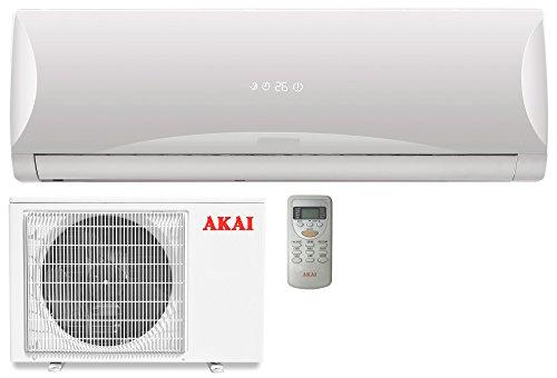 Akai Climatizador 9000BTU Inverter Aire Acondicionado con bomba de calor aire caliente...