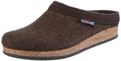 Pantofole Adulto Unisex Stegmann 108 Marrone (teak 8814)