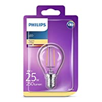 Philips LED Classic 25W P45 E14 Non-Dim 2700K