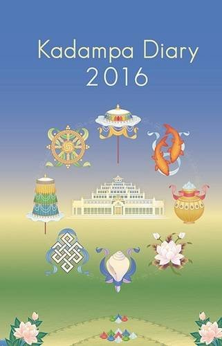 Kadampa Diary 2016 (Temple Stationary) por Temple Stationary