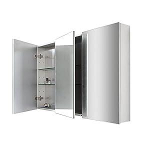 Spiegelschrank 120 Cm Breit Bad | Dein-Wohntrend.de