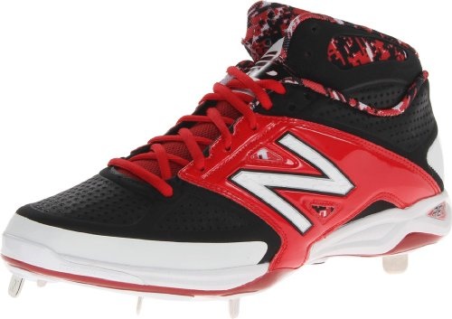 NEW BALANCE pour homme–Mi-bas 4040V2Chaussures - Red With Black & White