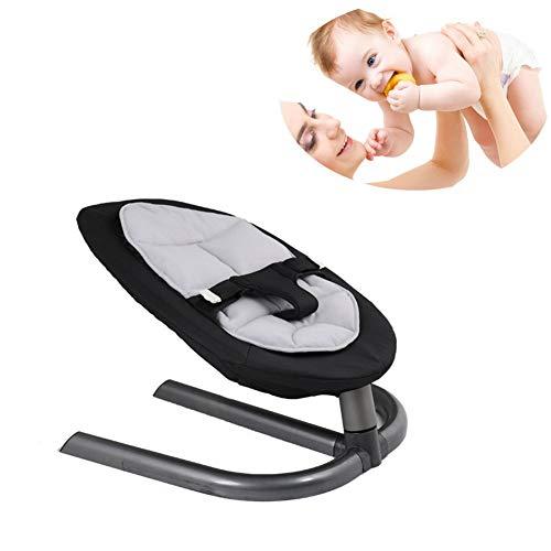 WDXIN Baby Balancín Silla Mecedora Silla de Confort Bebe Sillón Multifuncional Niño Durmiendo Artefacto,E