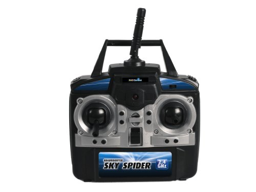 Revell Control 23978 - Quadrocopter, Sky Spider, RTF/4CH ferngesteuerter Helikopter