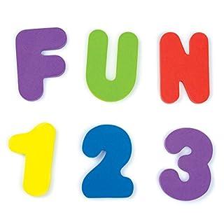 Munchkin Juguetes para el Baño - Letras y Números (B006MB1PEG) | Amazon Products