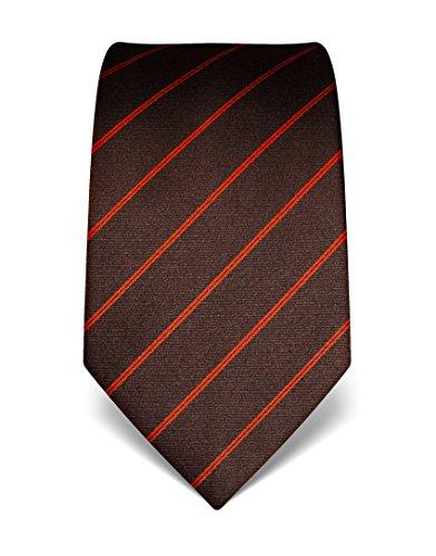 vincenzo-boretti-corbata-seda-marron-oscuro-naranja